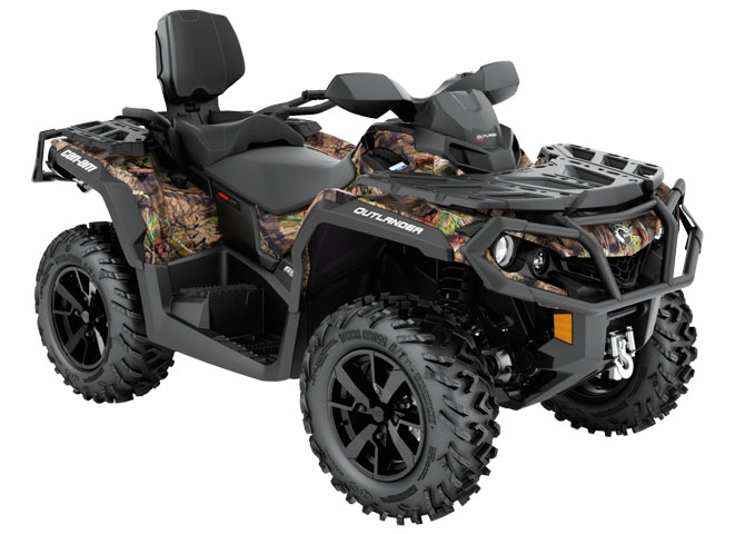 Фото 1: Can-Am Outlander Max xt 650 2021